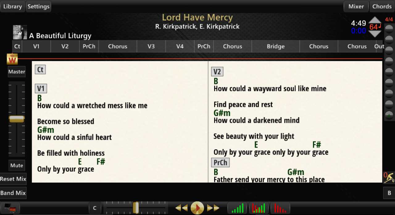 Worshipsong Band 3.1 Released