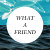 What A Friend Tracks